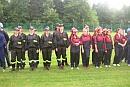 Gminne zawody sportowo-pożarnicze 2014