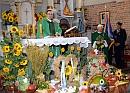 dożynki w parafii Włoszakowice