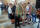 msza dożynkowa w Charbielinie
