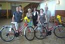Podsumowanie wycieczek rowerowych seniorów