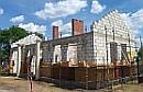 budowa remizy w Boszkowie